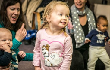 AussieROO Early Childhood Music Class at A Child's Song