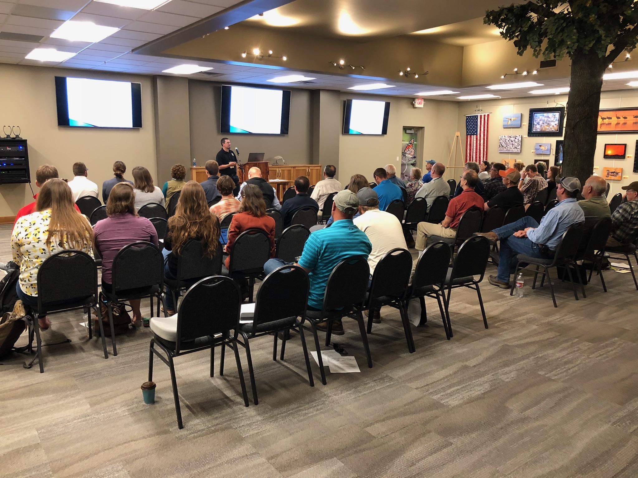 13th Platte River Basin Ecosystem Symposium