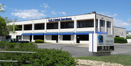 colt building|Colt Print Services Inc.