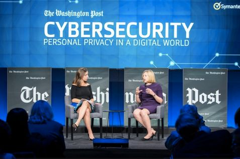 Washington Post Cybersecurity Summit Nov 2017: Personal Privacy in a Digital World