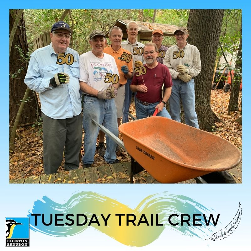 Tuesday Trail Crew