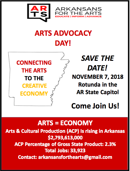 1st Annual Arts Advocacy Day