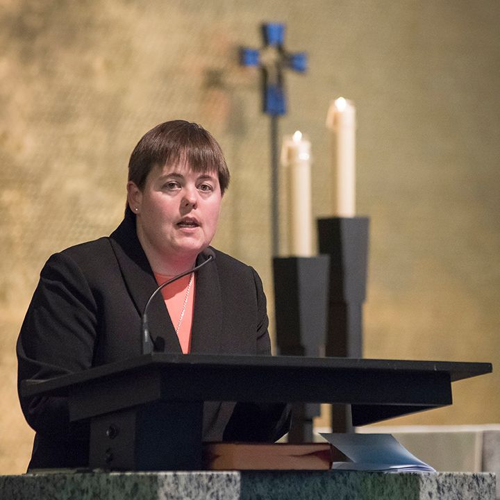 Public Installation of Sister Nicole Kunze as Prioress - May 21, 2016