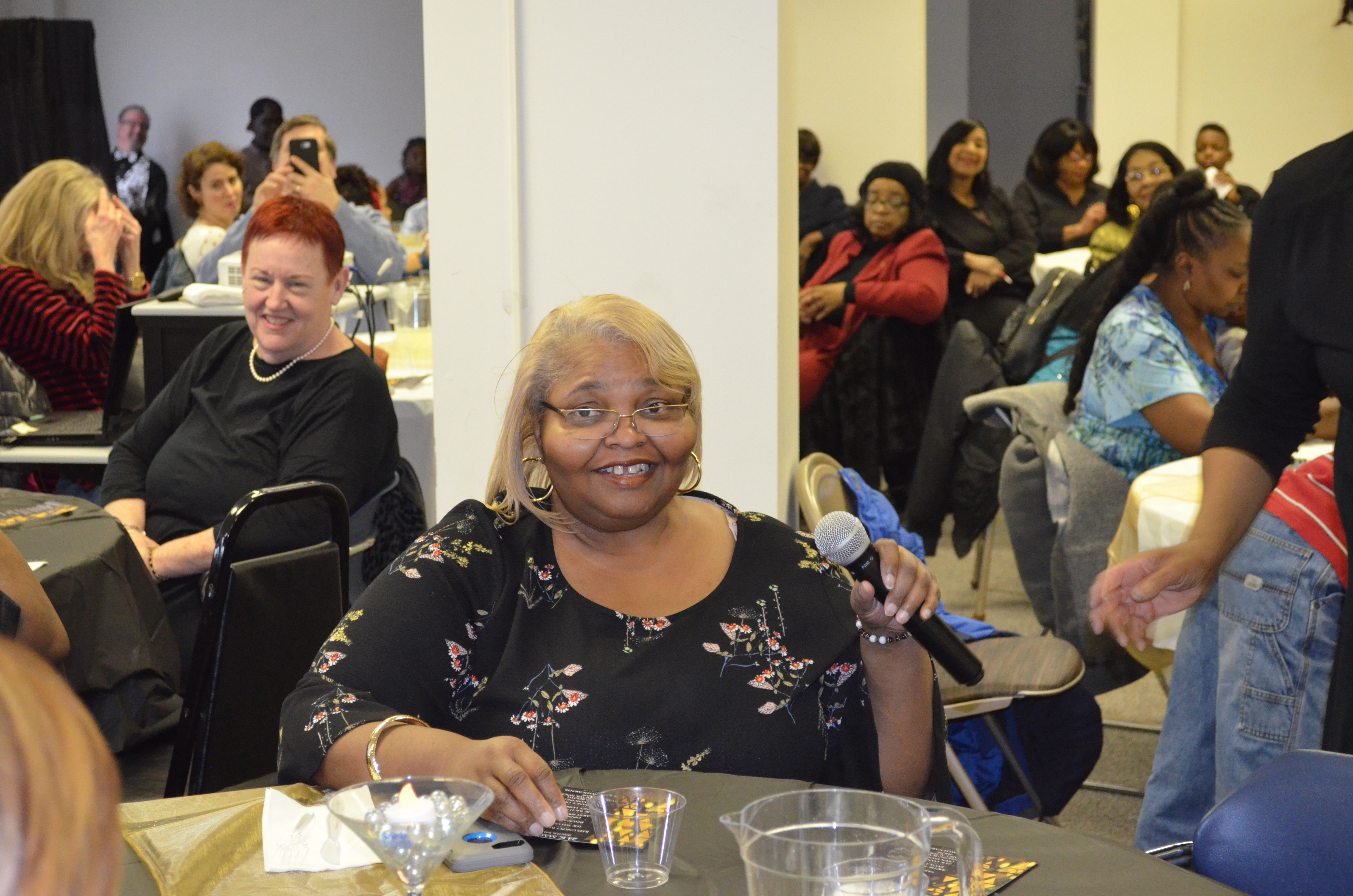 Parent Advisory Team Supports Family Ties