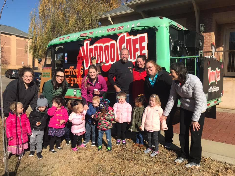 Voodoo Cafe' Food Truck Brings Treats