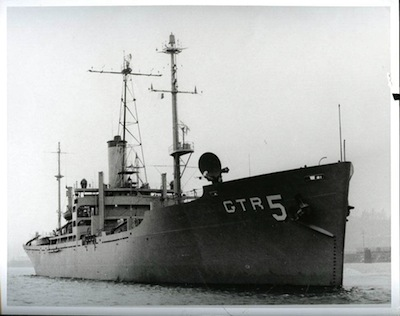 1967: USS Liberty attacked by Israeli forces.