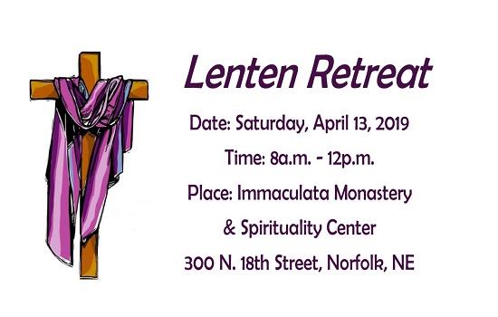 Lenten Retreat