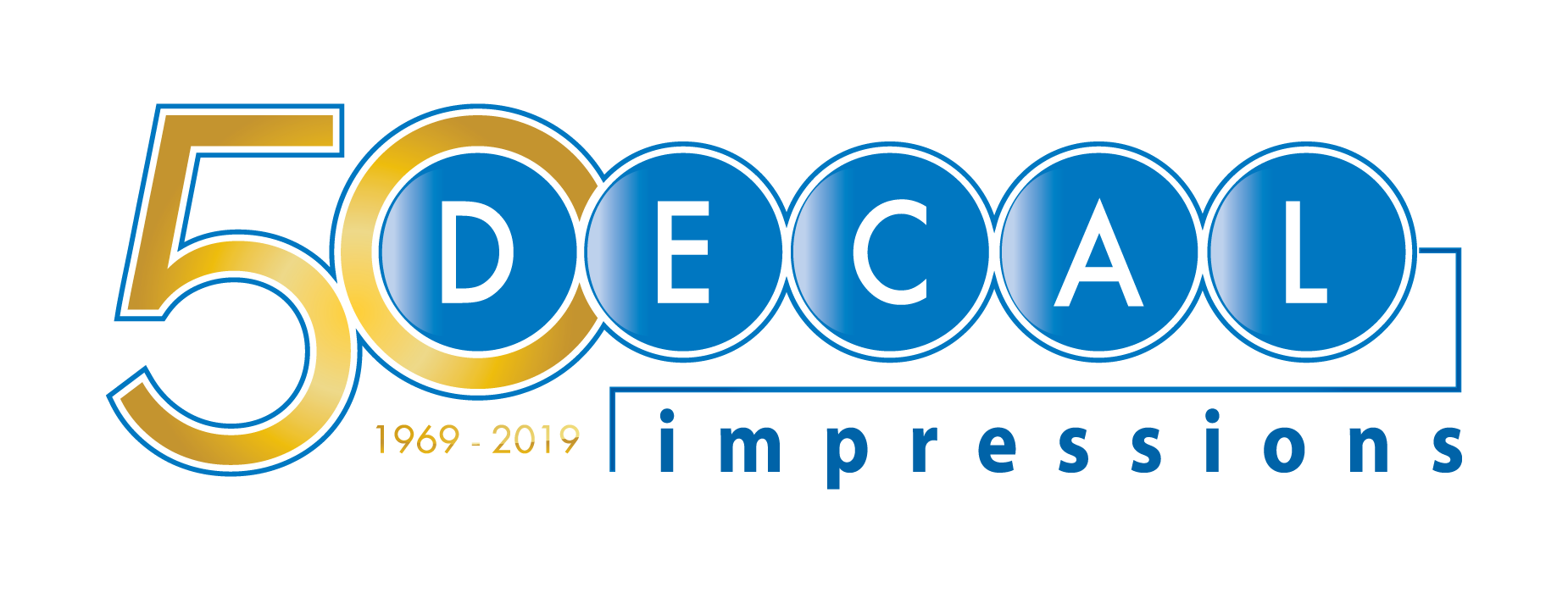 Decal Impressions Announces 50th Anniversary