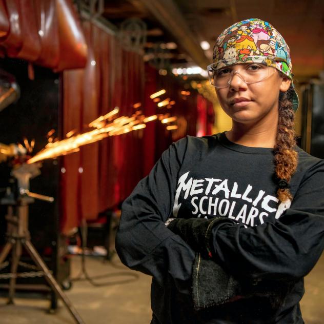 Metallica Scholars Spotlight: Emma Lynn