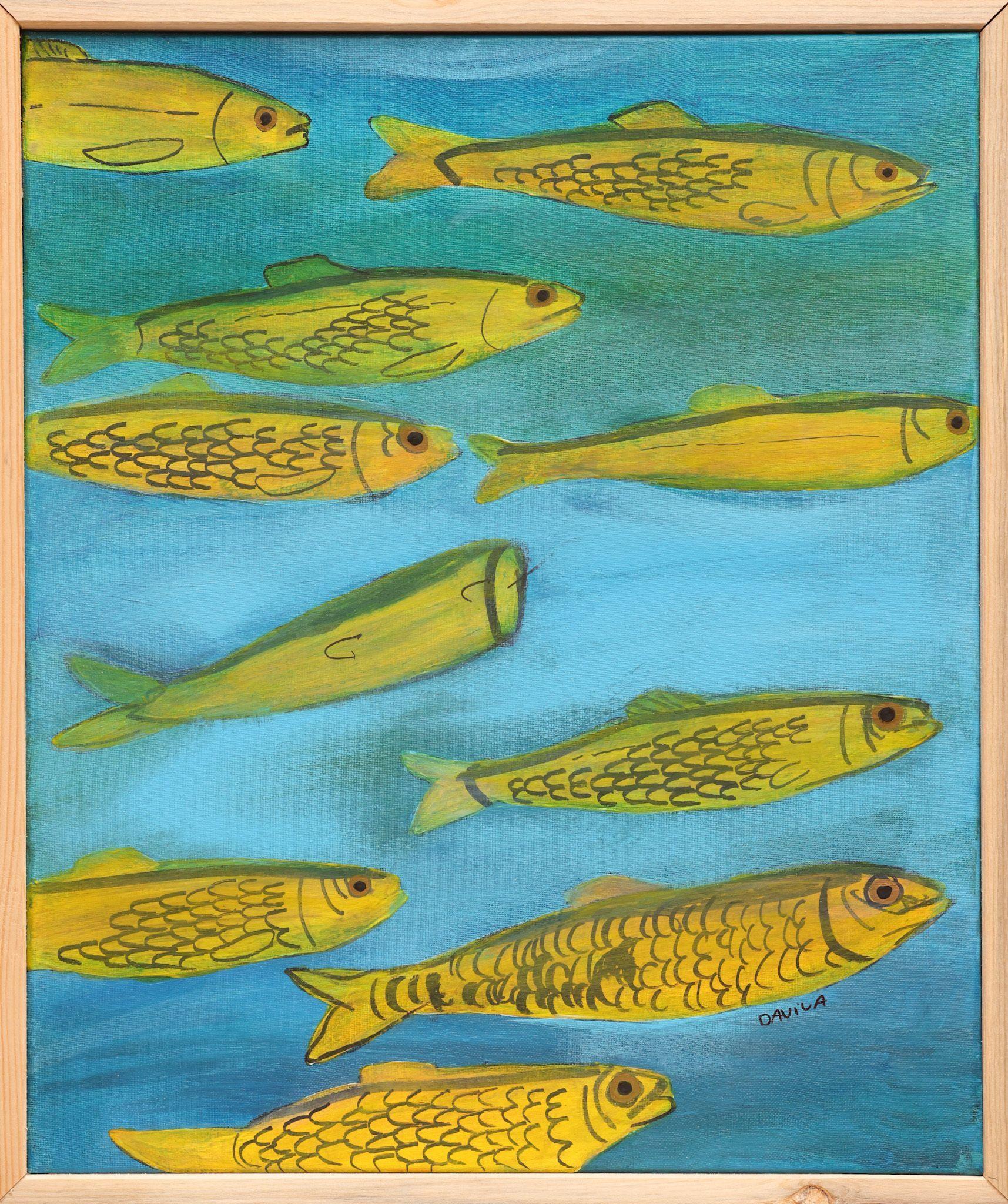 """Fishfull Thinking"" - Jessica Davila"