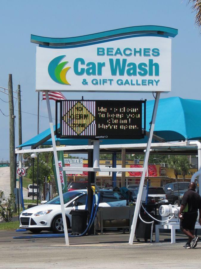 Beaches Carwash