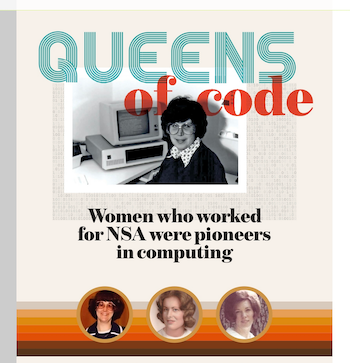 "Queens of Code article in ""Her Mind Magazine"""