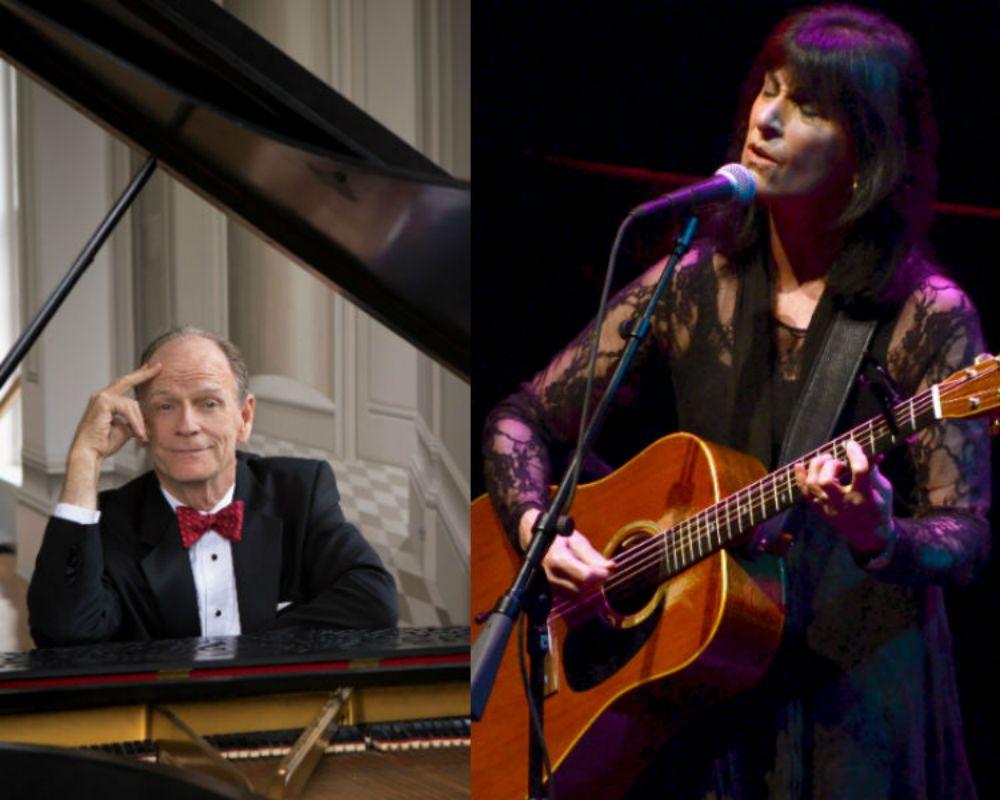 Karla Bonoff and Livingston Taylor
