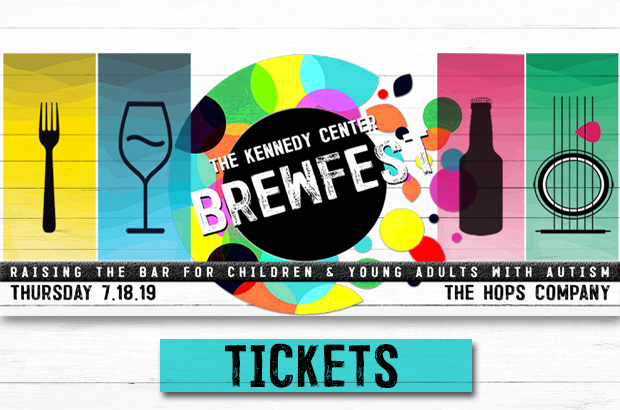 The Kennedy Center Autism BrewFest