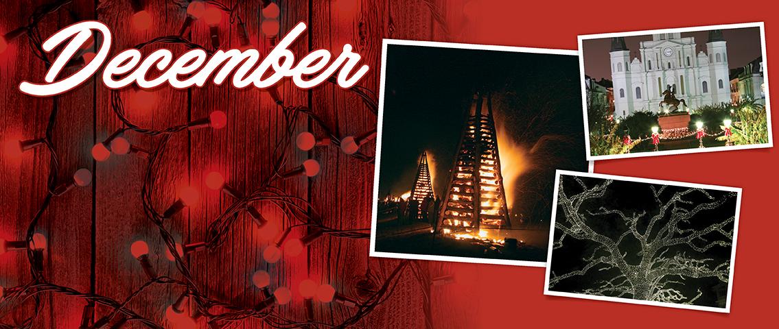 Our 2017 Mele Printing calendar image for December