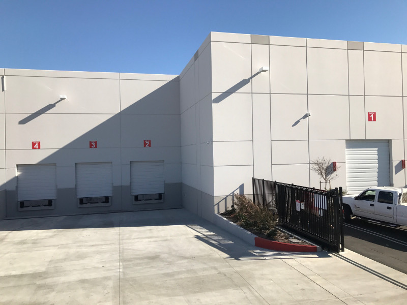 Warehouse Signs Dock Numbers Pallet Rack Signs La
