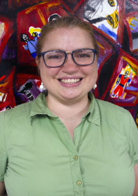Heidi Beckwith, Program Coordinator - CK Jackson