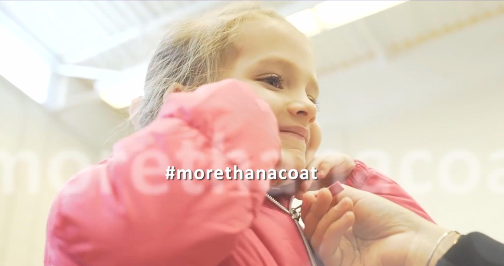 #morethanacoat