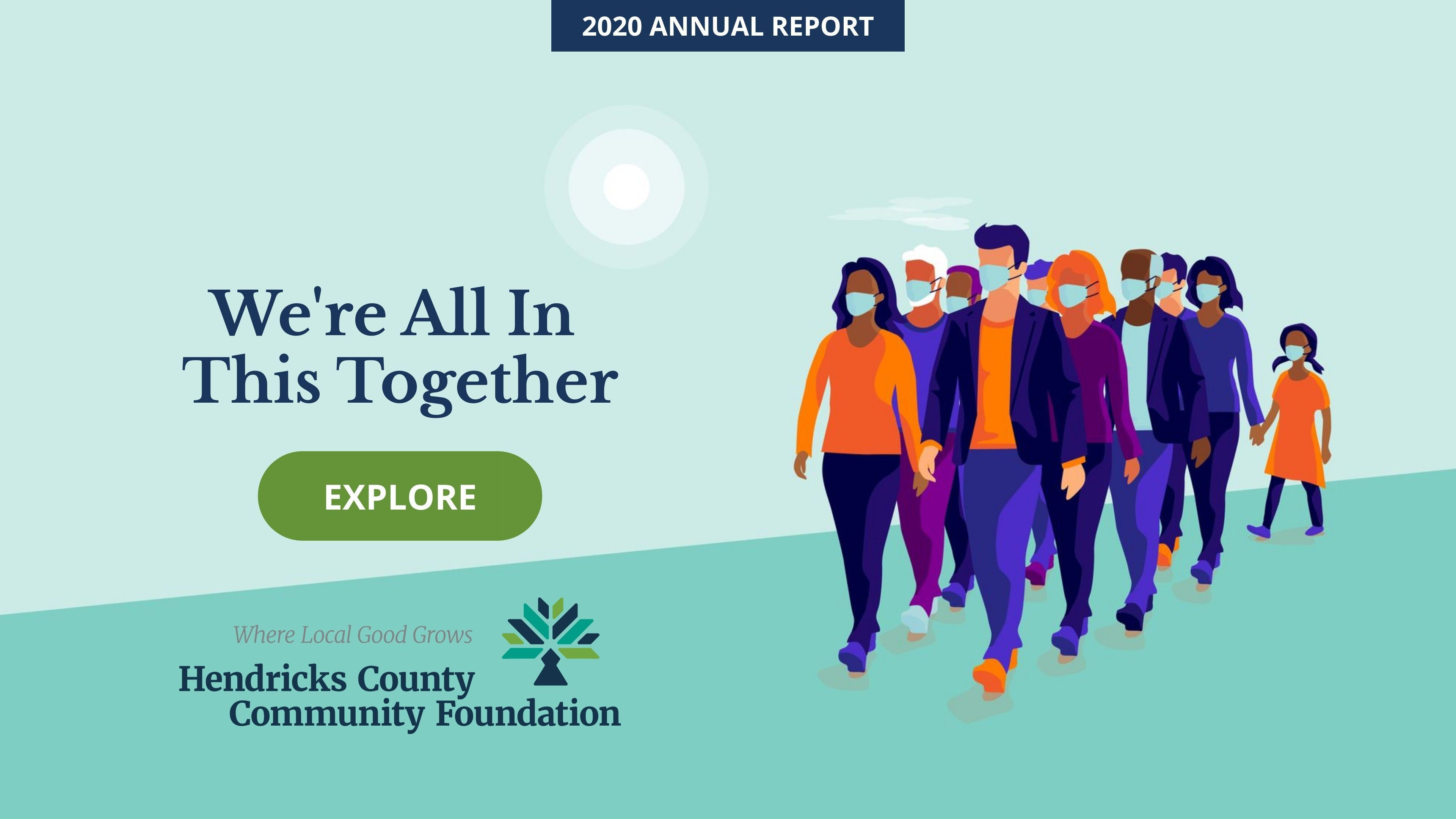 Our Annual Report is Here!