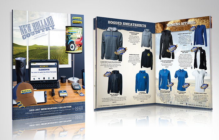 New Holland Catalog