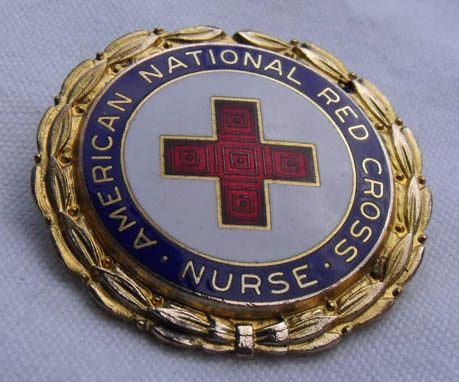 American Red Cross Pin