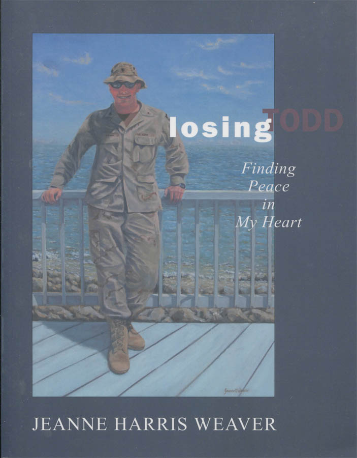 Losing Todd:  Finding Peace in My Heart