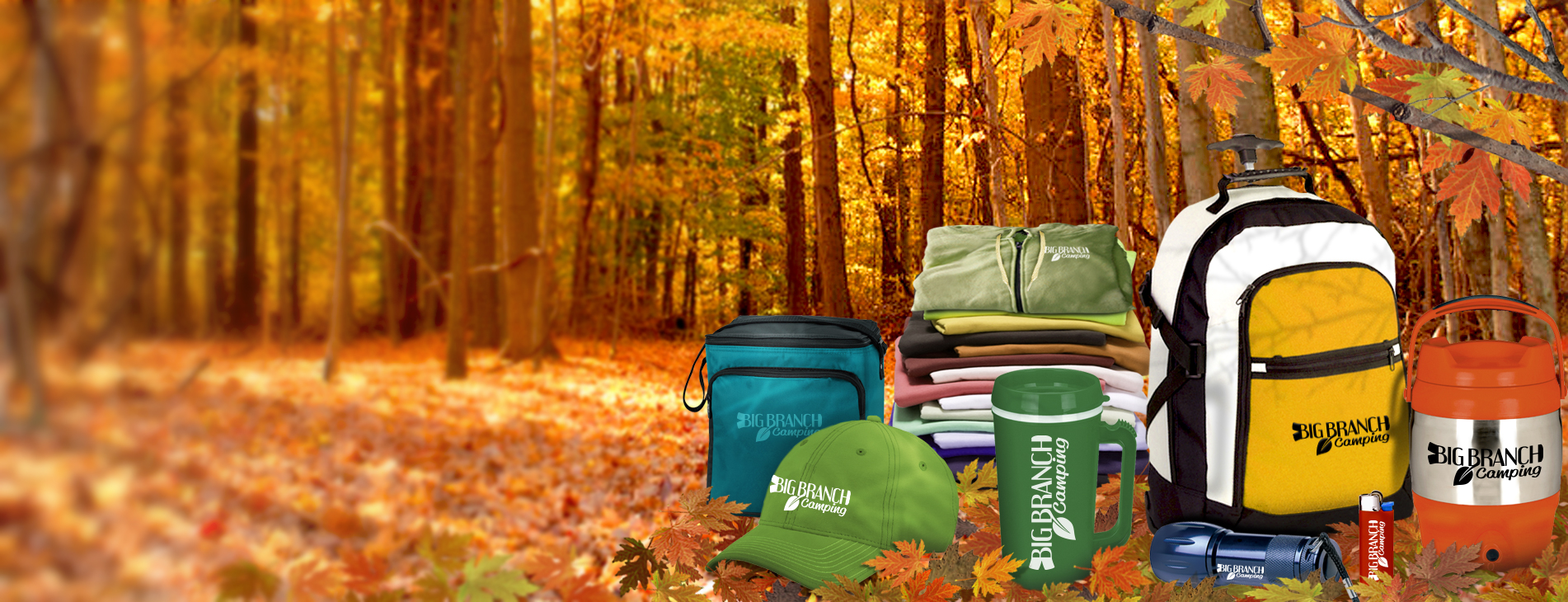 Promotional Products especially for FALL