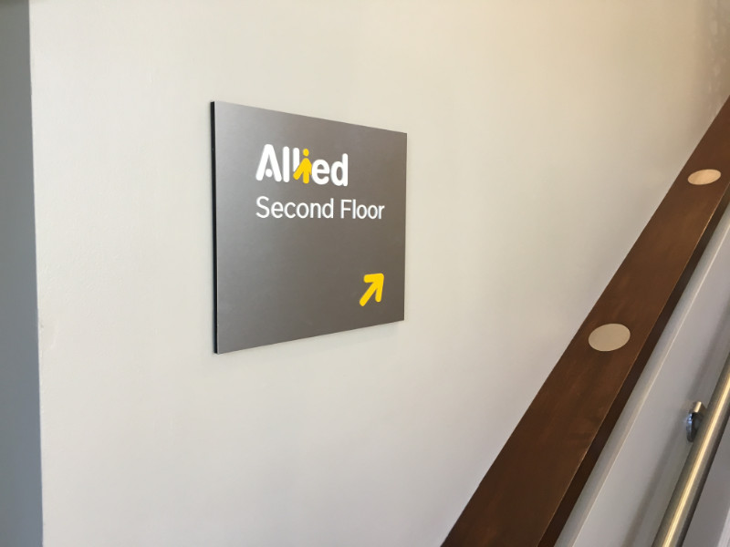 Custom Indoor Directory Signs | Newport Beach CA