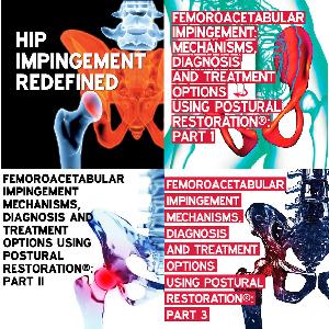 Femoroacetabular Impingement: Mechanisms, Diagnosis and Treatment Options using Postural Restoration®