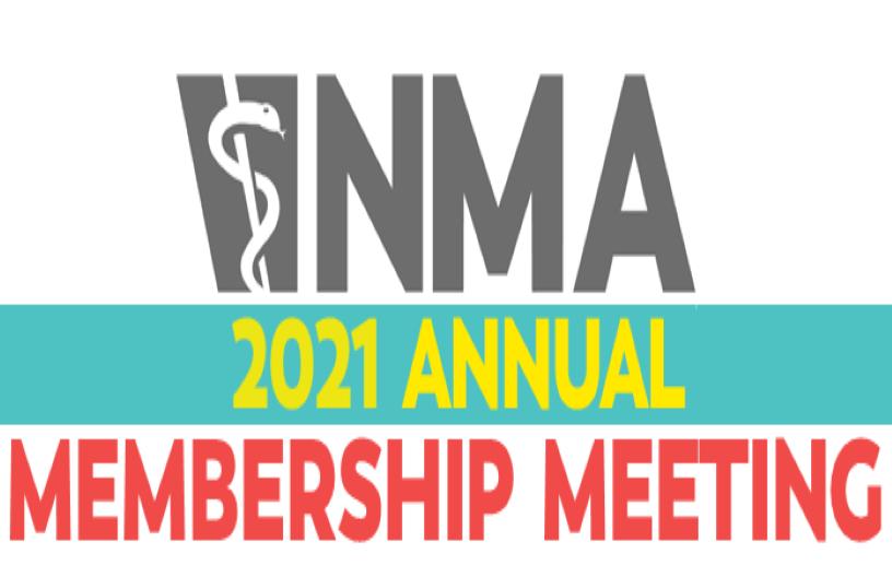 NMA 2021 ANNUAL MEMBERSHIP MEETING - Registration is Open!
