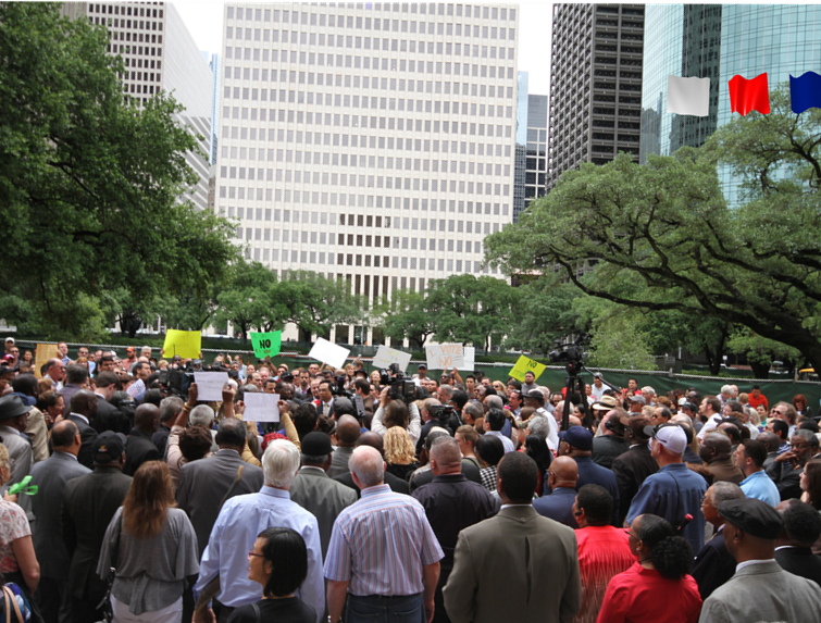 Pastors Petition for Prayer, Healing and Equal Justice in Response to Minneapolis Tragedy