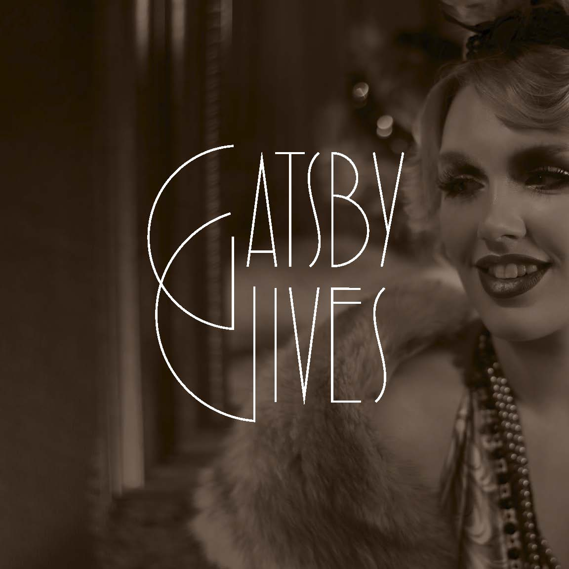 Gatsby Gives, a Roaring 20's New Year's Eve benefit