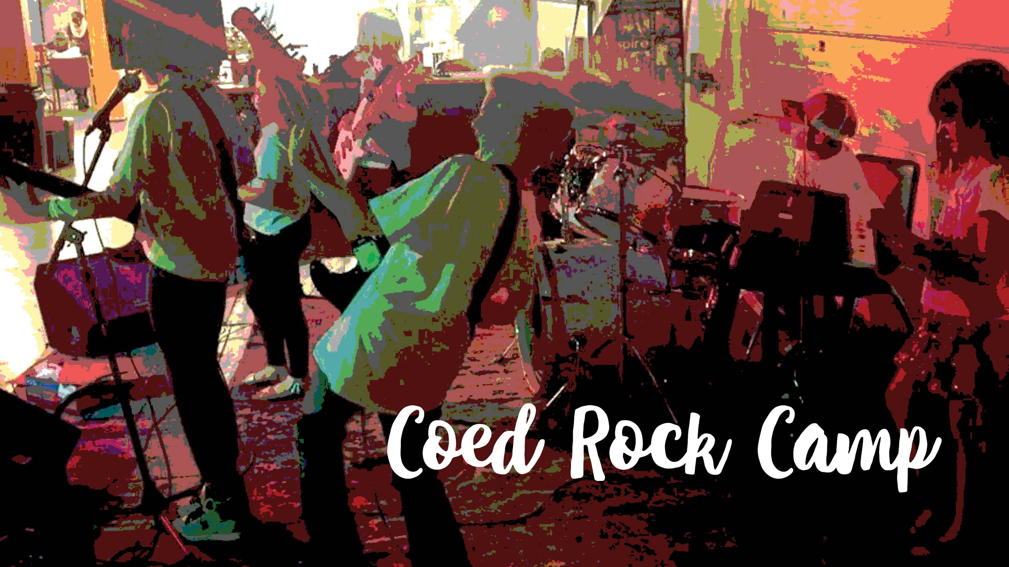 AMP: Coed Rock Camp