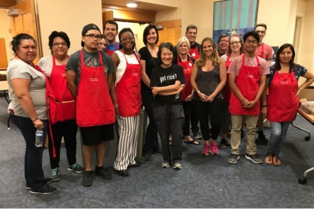Volunteer For Red Chair Books