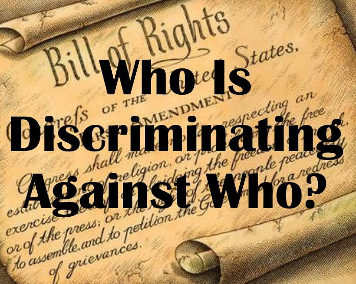 Who Is Discriminating Against Who?