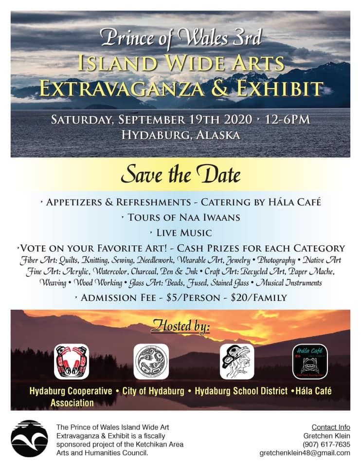Prince of Wales 3rd Island Wide Arts Extravaganza & Exhibit