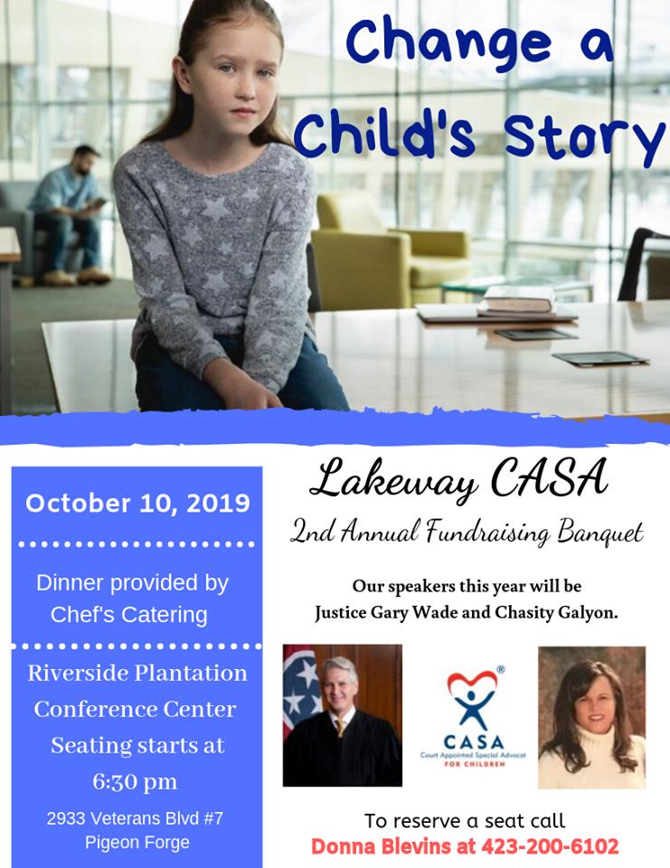 Lakeway CASA Annual Fundraiser