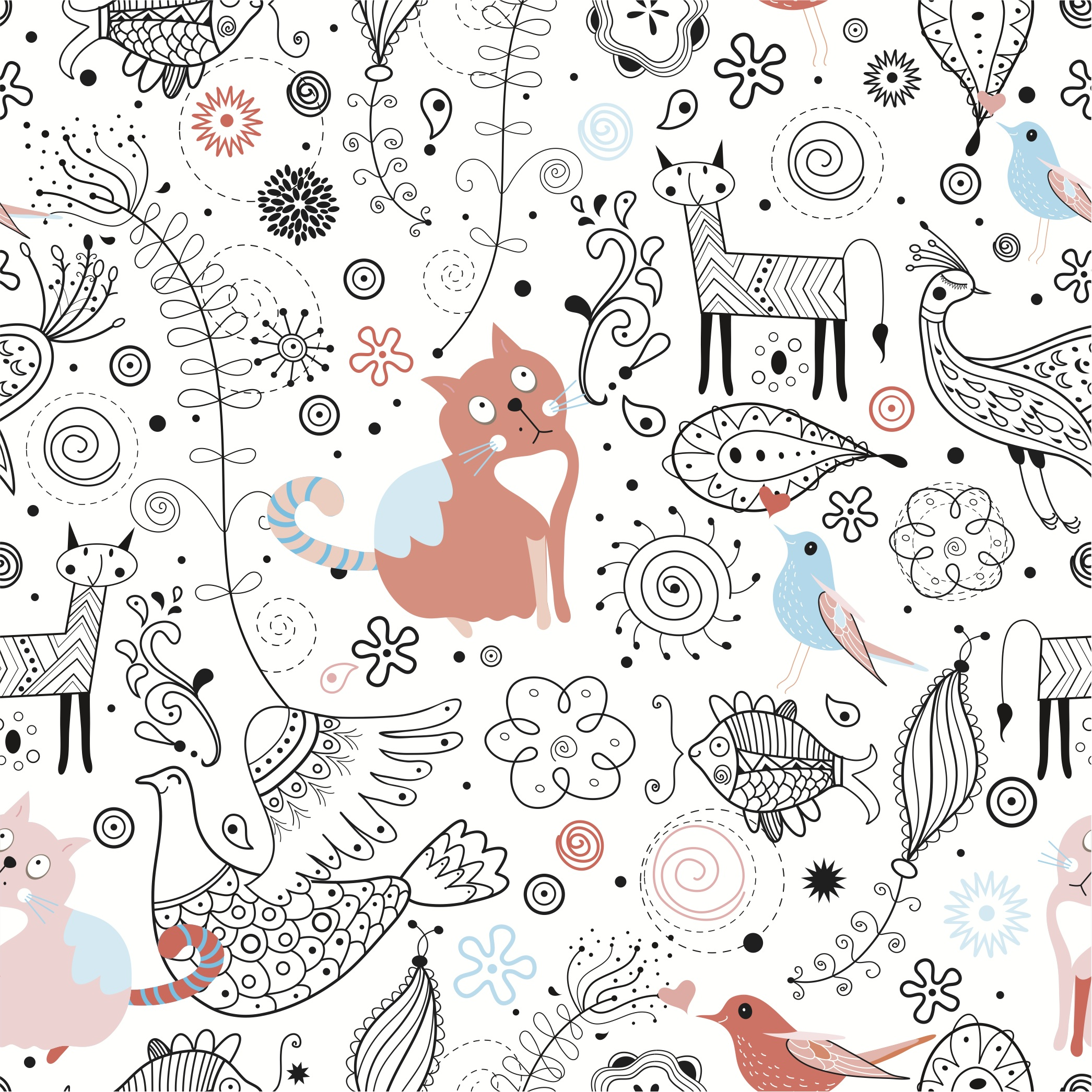 Kitties Wallpaper
