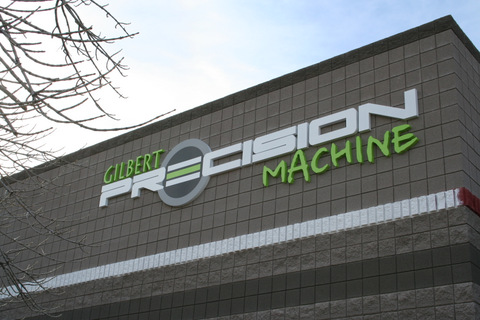 gilbert precision machine