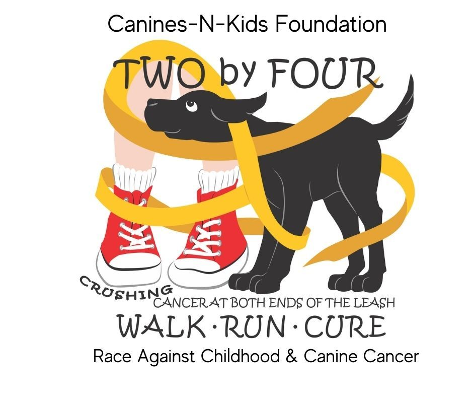 Two by Four Race Goes Virtual: Register Now for One Mile Dog Jog/Fun Run That Can Be Done Anytime, Anywhere