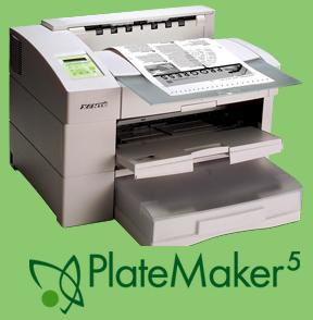 Xante Plate Maker 5 Laser CTP