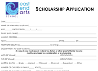 CLICK HERE for Printable Scholarship Application