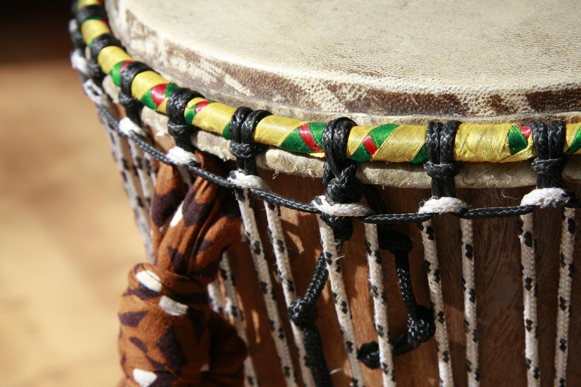 World Dance Day & Drum Circle