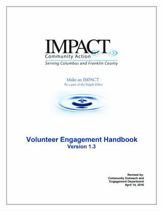 Volunteer Engagement Program Summary
