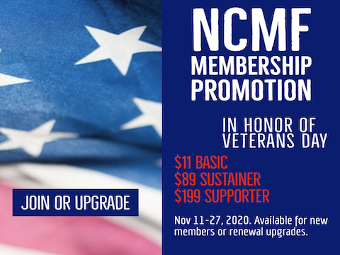 November Membership Promotional Offer