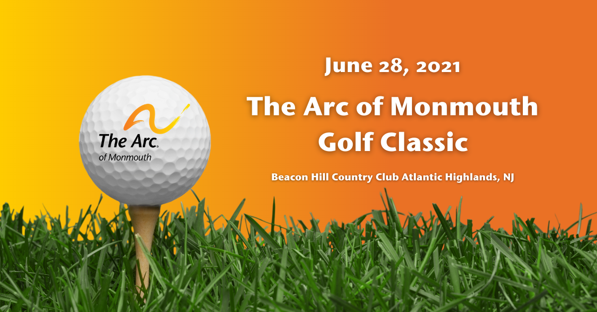 The Arc of Monmouth Golf Classic event banner