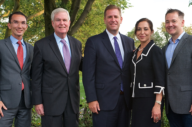DuPage Foundation Welcomes Five New Trustees