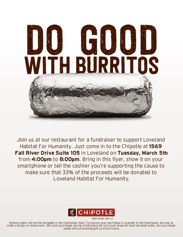 Do Good With Burritos