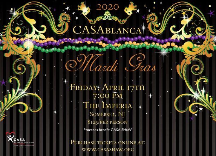 Attend CASAblanca 2020!