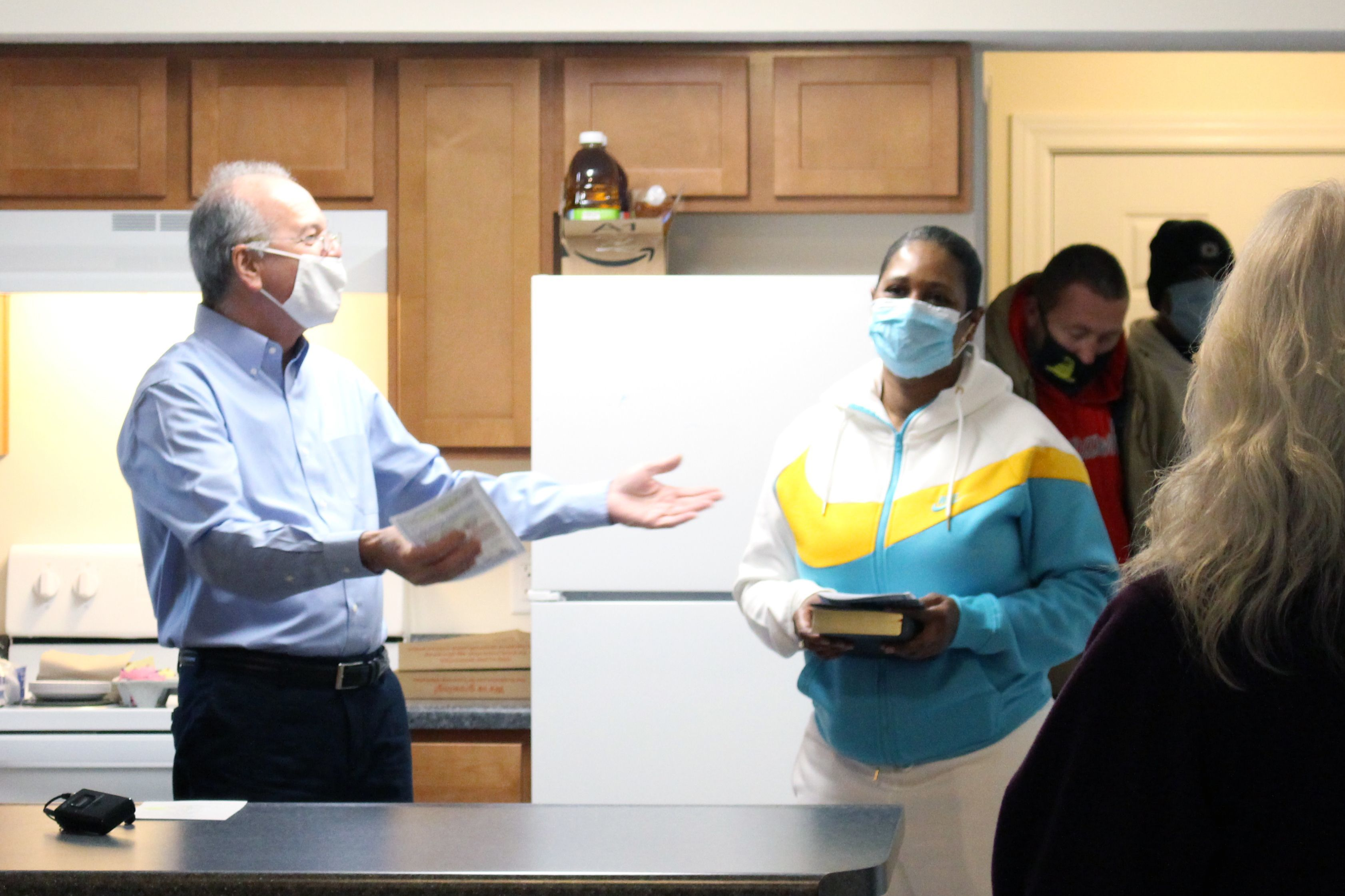 A Hard-Working Mother and Her family Have a New Home Thanks to Habitat for Humanity